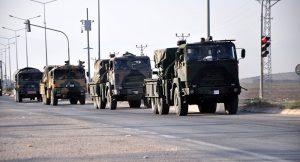 Reyhanlı'ya askeri sevkiyat devam ediyor: Afrin an meselesi mi?