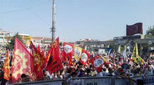 HDP'den Bakırköy'de Barış mitingi