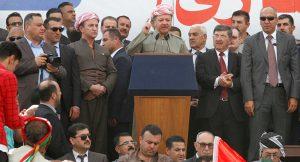 Barzani'den referandum açıklaması: Artık çok geç