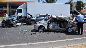10 günlük bayram tatilinin kaza bilançosu: 113 ölü, 497 yaralı