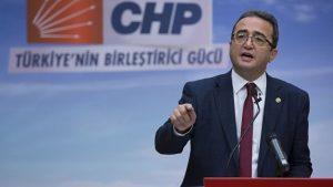 CHP MYK sonrası Tezcan'dan yazılı açıklama: Gazeteciler tutuklu değil, tutsaktır