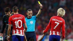 Chelsea, Cüneyt Çakır'ın yönettiği maçta Atletico Madrid'i 2-1 mağlup etti