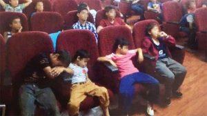 Çete tarafından dilendirilen çocuklar kendilerine yapılan işkenceyi anlattı