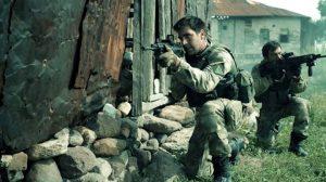 Dağ II filmindeki köy Türkmen güçlerinin elinde!