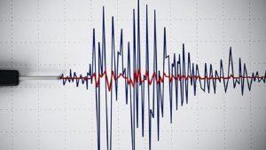 Gökçeada'da açıklarında deprem