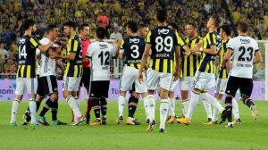 PFDK Fenerbahçe-Beşiktaş derbisi ile ilgili kararı verdi