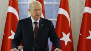 Devlet Bahçeli, Gaziler günü mesajında Kerkük'e dikkat çekti