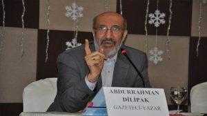 Abdurrahman Dilipak: AKP'liler, AK Partilileri boğacak
