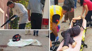 Okul yolunda pompalı dehşeti! 6 yaşındaki Zeynep öldü, annesi yaralandı…