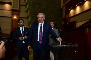 İBB seçimi üçüncü turda sonuçlandı: Mevlüt Uysal yeni başkan oldu!