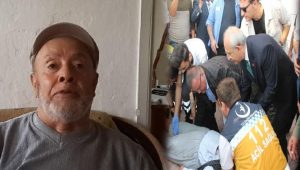 Kılıçdaroğlu'nun önünde bayılan emekli o anı anlattı