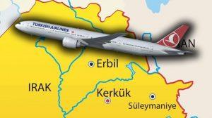 Erbil ve Süleymaniye'ye uçuşlar durduruluyor!