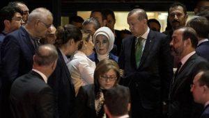Cumhurbaşkanı Erdoğan'dan AKP'li Yüksel'in ailesine taziye ziyareti