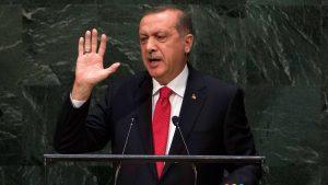 Rudaw GYY: Ankara'da göndere çekilen bayrak şimdi mi gayrimeşru?