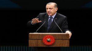 Cumhurbaşkanı Erdoğan Ak Saray'da düzenlenen Polis Akademisi mezuniyet töreninde konuştu