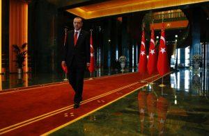 Saray'da yoğun ziyaret trafiği: Cumhurbaşkanı Erdoğan peş peşe konuklarını ağırladı