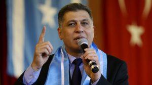 Türkmen lider Erşad Salihi, kritik görüşme için Ankara'ya geliyor
