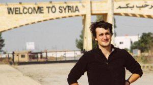 Fransız gazeteci Loup Bureau tahliye edildi