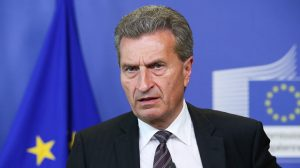 AB Komiseri Günther Oettinger: Türkiye'ye mali yardımlar kısılacak