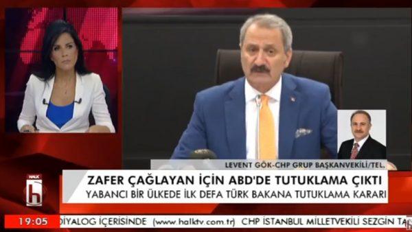 """CHP'li Gök'ten Zafer Çağlayan yorumu: """"17-25 Aralık zamanında…"""""""