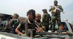 Haşdi Şabi milisleri Kerkük'ün güneyine askeri sevkiyat yaptı