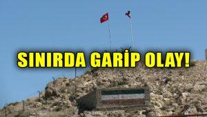 Türkiye sınırına 3 kilometre çelik kablo çeken İran vatandaşları yakalandı