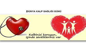 Dünya Kalp Günü'ne özel altıntavsiyeler