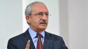 CHP lideri Kemal Kılıçdaroğlu: Zafer Çağlayan işin görünen yüzü
