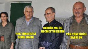 Görevden alınan Vali, Kerkük'te gece sokağa çıkma yasağı ilan etti!
