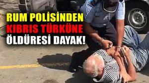 Rum polisinden sınırı yanlışlıkla geçen Türk'e öldüresiye dayak!