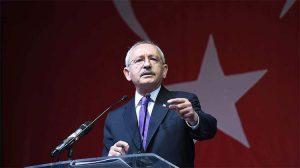 """Kılıçdaroğlu'ndan silahlı İHA'lara ilişkin ilk yorum """"Olay aydınlatılmalı"""""""