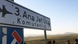 Alman milletvekilleri Konya'ya NATO üssüne gelmekle yetinmediler…