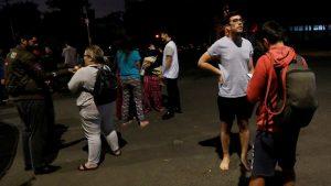 Meksika'da büyük deprem! Tsunami uyarısı