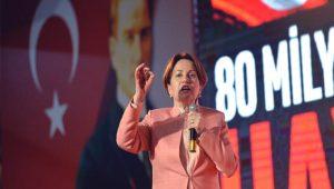 Meral Akşener yeni parti için beklenen açıklamayı yaptı