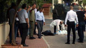 Mersin'de canlı bomba vuruldu! Başsavcı açıklama yaptı