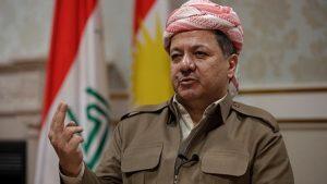 Barzani, referandum sonrası Bağdat'la ayrılık için masaya oturacaklarını söyledi!