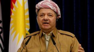 Barzani'ye ilk referandum tebriği Katalonya'dan geldi