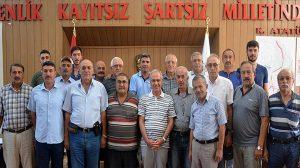 Afyonkarahisar'ın Dinar ilçesinde MHP'den 40 kişi istifa etti