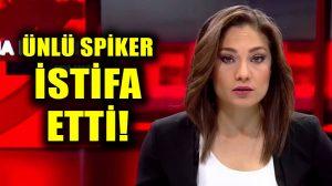 Nevşin Mengü, CNN Türk kanalından istifa etti!