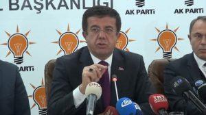 Nihat Zeybekçi: Kuzey Irak'la ticaretimiz devam edecek, sınırlar kapanmayacak