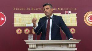 CHP'li Öztürk Yılmaz: Türkiye'yi bir şantaja maruz bırakacak gelişmeler oluyor