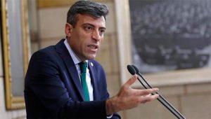 Öztürk Yılmaz: Hükûmetin, Barzani'ye vazgeçmesi için 24 saat süre vermesi lazım