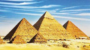 Piramitlerin nasıl yapıldığıyla alakalı bir gizem daha çözüldü!