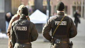 Almanya'da Berlin Emniyet Müdürlüğünü soydular