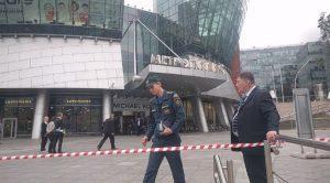 Rusya'da bomba paniği: Binlerce insan tahliye ediliyor, binalar boşaltılıyor