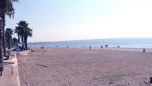 Türkiye'nin en büyük plajı bomboş