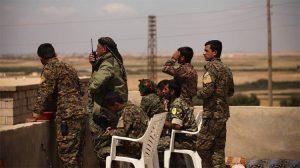 ABD kaynakları YPG'nin başını çektiği SDG güçlerinin Fırat'ın doğusuna geçtiğini doğruladı