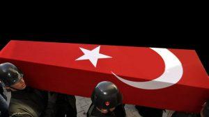 Mardin'den acı haber: 1 şehit