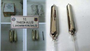 Trabzon'da 2 kişi 600 gram sezyum ile yakalandı! Sezyum nedir?