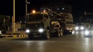 Suriye sınırına komando birliği ve topçu bataryası sevk edildi!